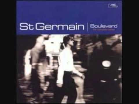 St. Germain - Street Scene (4 Shazz)