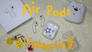 에어팟 언박싱 ✨| Airpods unboxing | …
