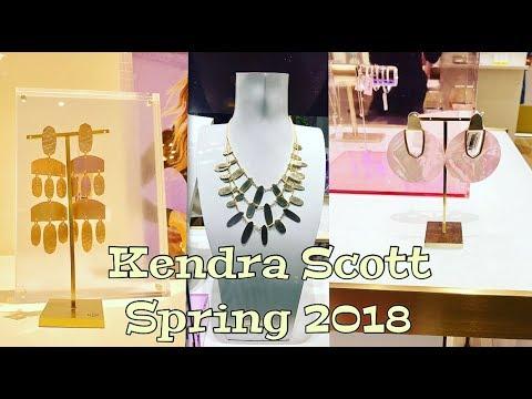 Kendra Scott 2018 Spring Collection l VLOG