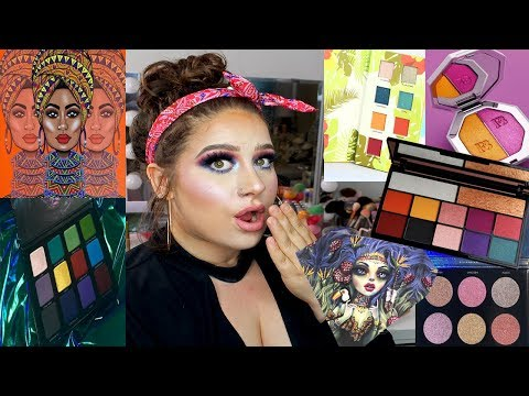Will I Buy It? #20 Makeup Monster, Anastasia, Melt & More New Makeup Releases