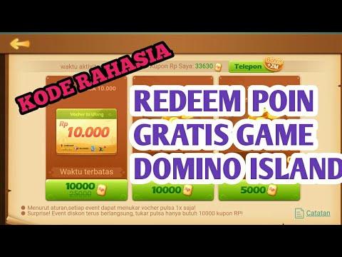 Kode Rahasia Redeem Chip Gr4tis Game Domino Island 1 Youtube