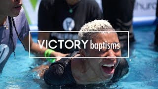Victory Baptisms | 2018