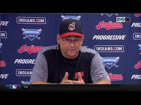 Terry Francona marvels over Corey Kluber after another gem by the Cleveland Indians ace vs. Yankees