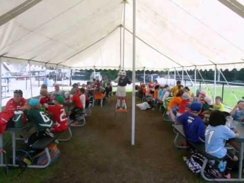 Barrie Soccer Camp Fun