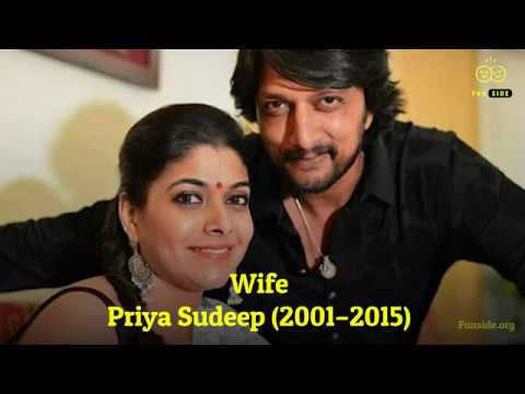 Unknown facts about Sudeep | Biography | FUNSIDE