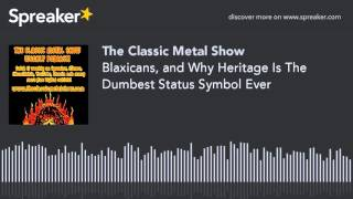 Blaxicans, and Why Heritage Is The Dumbest Status Symbol Ever