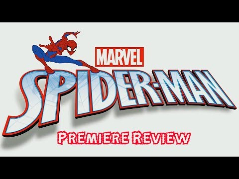 My Marvel's Spider-Man (Cartoon) Premiere Review... oh boy...