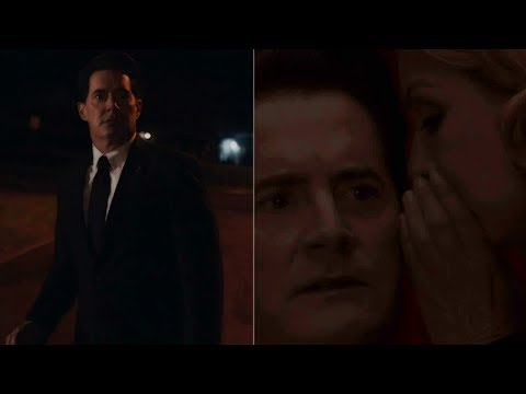 Twin Peaks - Trying to make sense of the 2-part finale