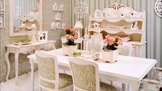 DECORACIÓN ROMÁNTICA-SHABBY CHIC, Diseño de Interiores 💫