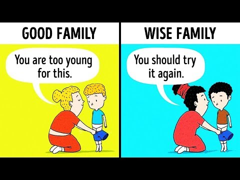 13 PARENTAL RULES WHICH TURN KIDS INTO GENIUSES