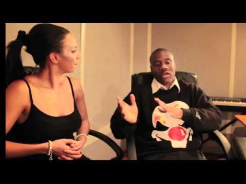 Bianca Clayton interviews Maxwell D