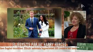 Emiatt tűzte ki Harry herceg és Meghan Markle az esküvő napját április környékére - tv2.hu/mokka