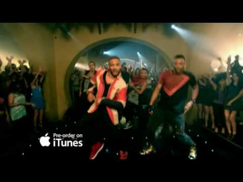 JLS  The Club Is A  4 Days To Go!