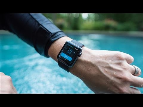 Apple Watch Series 2: Living the Fit Life