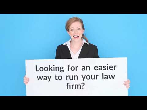 Looking for an easier way to run your law firm?