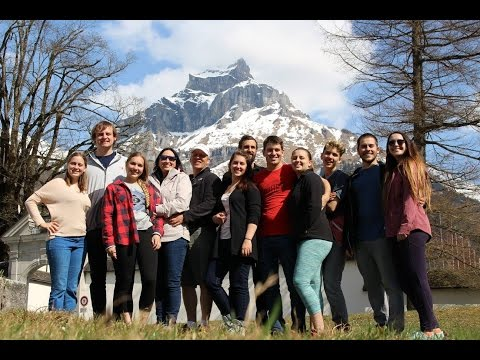Switzerland Trip by the Wiese Family-2017