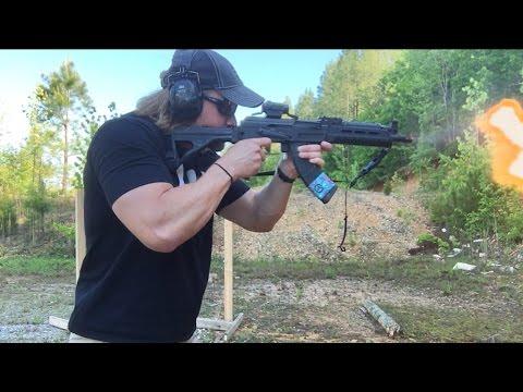 Century Arms C39V2 AK Pistol w/ SB Tactical Brace Review