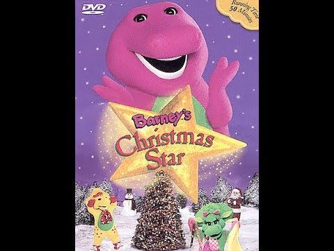 Barney A Very Merry Christmas The Movie Dvd.Barneys Christmas Star 2002 Hd Full Screen 60fps