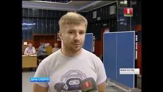 Репортаж с Первенства Беларуси по гиревому спорту среди юниоров
