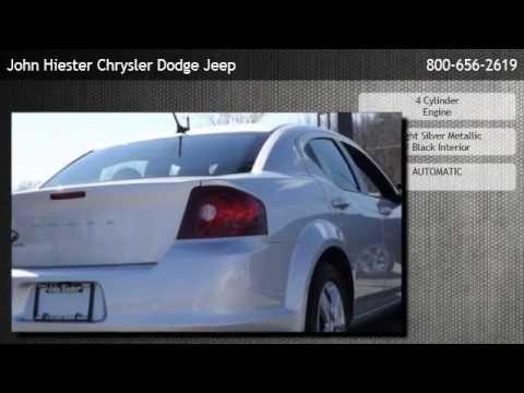2012 Dodge Avenger 4dr Sdn SE   Erwin