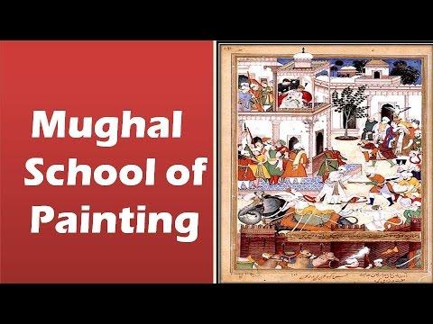 Online classes: Mughal painting (Humayun, Akbar,Shah Jahanr, Shahjahan, Aurangzeb