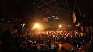 Meccano Twins @ Thunderdome XX Tour (Italy) - 13-10-2012