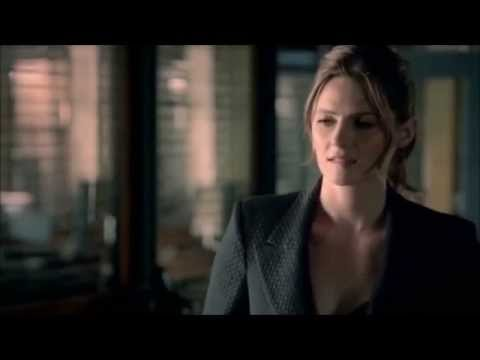 Kate Beckett's or Stana Katic's Mannerisms?