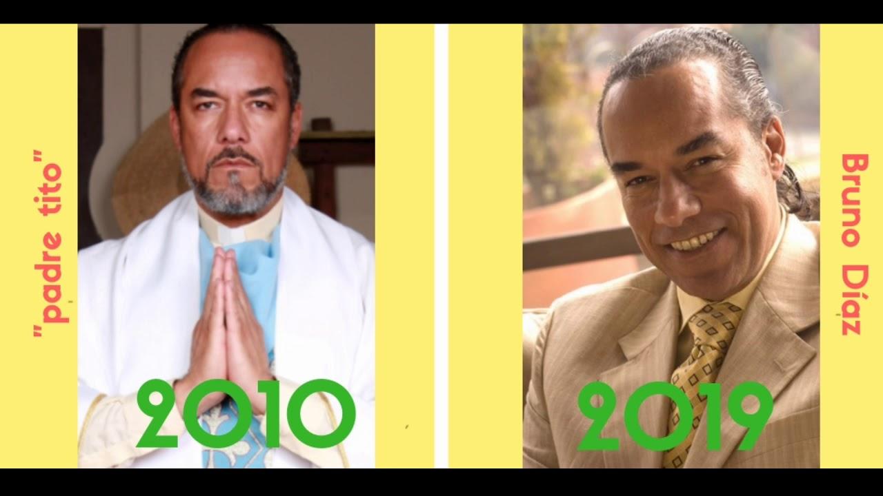 Antes y después Chepe Fortuna