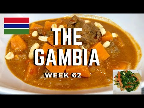 Second Spin, Country 62: The Gambia [International Food]