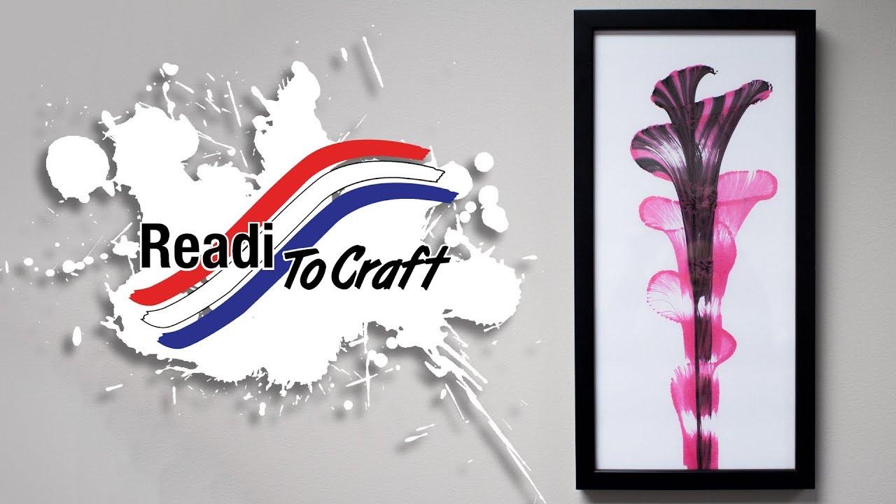 Readi to Craft: Pull String Art