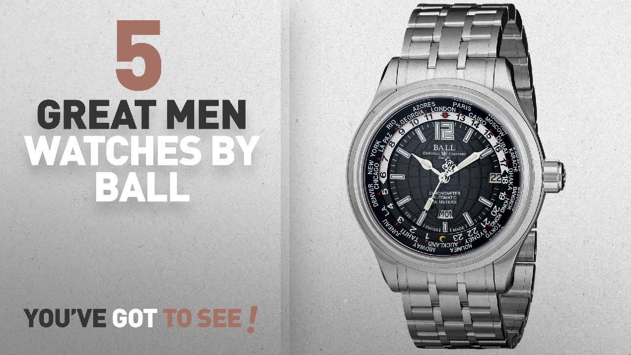 82678eebd Top 10 Ball Men Watches [ Winter 2018 ]: Ball Men's GM1020D-S1CAJ-B ...