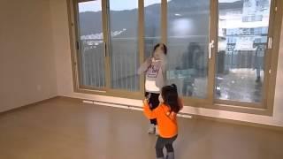 씨스타 SHAKE IT 춤추기^^