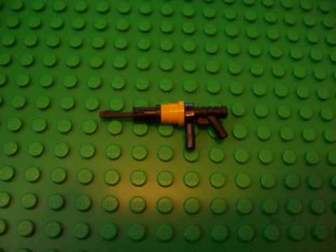 how to build lego guns sneak peak - YouTube