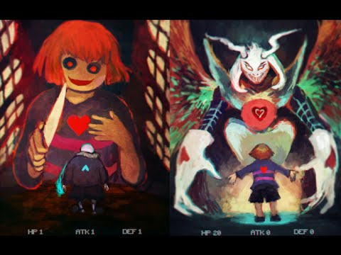 Cool Gravity Falls Wallpaper Undertale Genocide Amv Duality Youtube