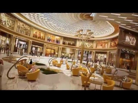 Mall of Arabia (Riyadh): The New Iconic Shopping Destination