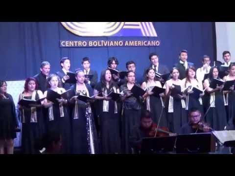 GABRIELA NORIEGA - HALLELUJAH (CORO MUNICIPAL SANTA CECILIA)