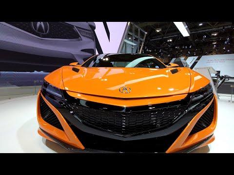 2019 ACURA NSX @ 2019 Canadian International Auto Show
