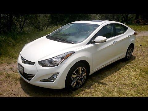 Hyundai Elantra 2014 Prueba a fondo