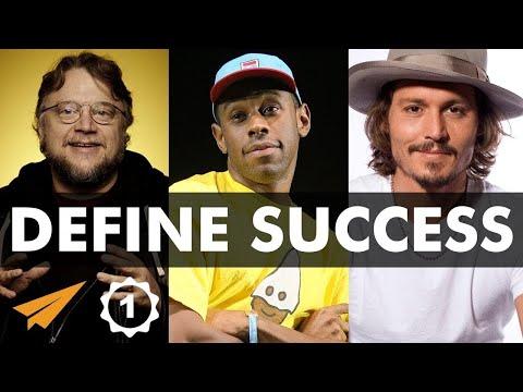 Define SUCCESS for YOURSELF #OneRule