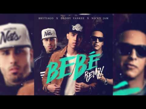 Bebe Remix - Brytiago Ft Daddy Yankee & Nicky Jam (Official Music Video)