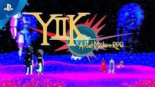 YIIK: A Postmodern RPG - Release Date Trailer | PS4