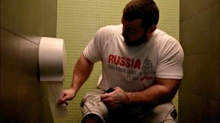 Главное для качка - туалетная бумага!