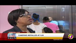 Security Measures Increase at Hospital (TVJ Prime Time News) January 21 2019