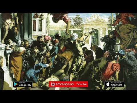 Galerien Der Akademie – Das Wunder Von Sankt Markus  – Venedig – Audioguide – MyWoWo Travel App