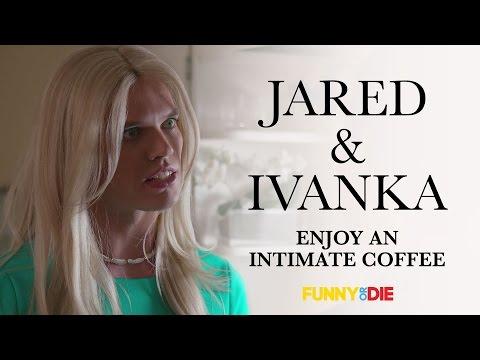 Jared Kushner and Ivanka Trump Enjoy An Intimate Coffee