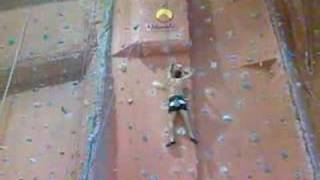 Repeat youtube video Wall Climbing at Jezierzyce - Tom & The Pink Beauty VI.1