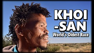 Who are the Khoisan? The World's Oldest Race and the Indigenous South Africans