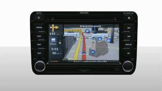 Zenec EGO ZE-NC2010 navigation1 - english