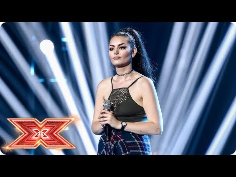 Hayley Norton goes it alone with Come Together | Six Chair Challenge | The X Factor 2017