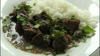 SPICY BEEF CURRY - How to make delicious food!